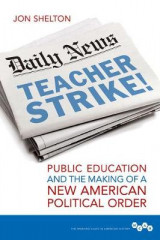 Omslag - Teacher Strike!