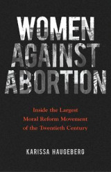 Omslag - Women against Abortion