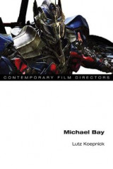 Omslag - Michael Bay