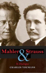 Omslag - Mahler and Strauss