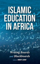 Omslag - Islamic Education in Africa