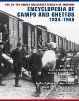 Omslag - The United States Holocaust Memorial Museum Encyclopedia of Camps and Ghettos, 1933-1945, vol. III