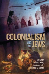 Omslag - Colonialism and the Jews