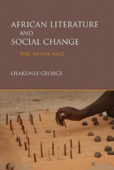 Omslag - African Literature and Social Change