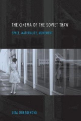 Omslag - The Cinema of the Soviet Thaw
