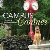Omslag - Campus Canines