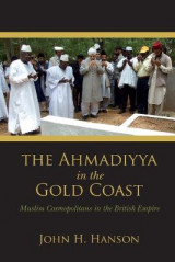 Omslag - The Ahmadiyya in the Gold Coast