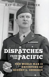 Omslag - Dispatches from the Pacific