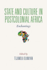 Omslag - State and Culture in Postcolonial Africa