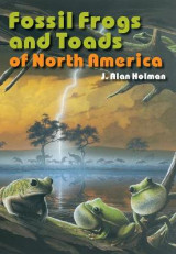 Omslag - Fossil Frogs and Toads of North America