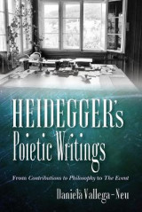 Omslag - Heidegger's Poietic Writings