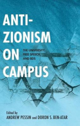 Omslag - Anti-Zionism on Campus