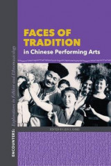 Omslag - Faces of Tradition in Chinese Performing Arts