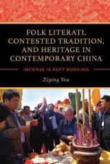 Omslag - Folk Literati, Contested Tradition, and Heritage in Contemporary China