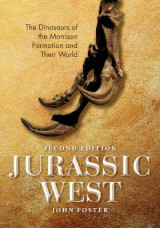 Omslag - Jurassic West, Second Edition