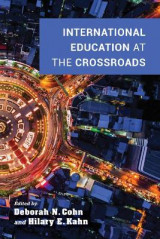 Omslag - International Education at the Crossroads