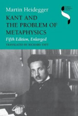 Omslag - Kant and the Problem of Metaphysics, Fifth Edition, Enlarged