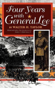 Four Years with General Lee av Walter Taylor (Heftet)