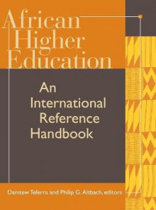 African Higher Education av Damtew Teferra og Philip G. Altbach (Innbundet)