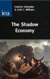 Shadow Economy av Friedrich Schneider og Colin C. Williams (Heftet)