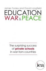 Omslag - Education, War and Peace
