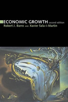 Economic Growth av Robert J. Barro og Xavier I Sala-i-Martin (Innbundet)
