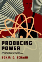 Omslag - Producing Power