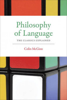 Philosophy of Language av Colin McGinn (Innbundet)