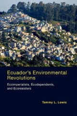 Omslag - Ecuador's Environmental Revolutions