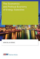 Omslag - The Economics and Political Economy of Energy Subsidies