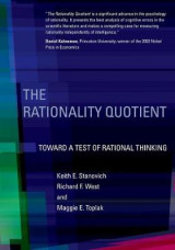 Omslag - The Rationality Quotient