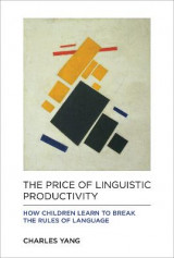 Omslag - The Price of Linguistic Productivity