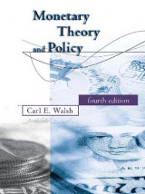 Omslag - Monetary Theory and Policy