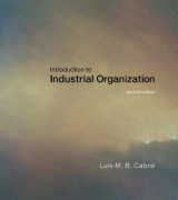 Omslag - Introduction to Industrial Organization