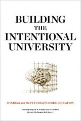 Omslag - Building the Intentional University