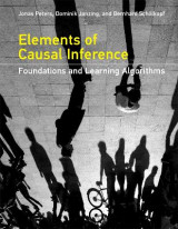 Omslag - Elements of Causal Inference