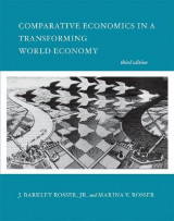Omslag - Comparative Economics in a Transforming World Economy