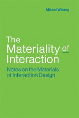Omslag - The Materiality of Interaction
