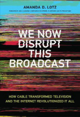 Omslag - We Now Disrupt This Broadcast