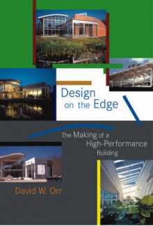Design on the Edge av David W. Orr (Innbundet)