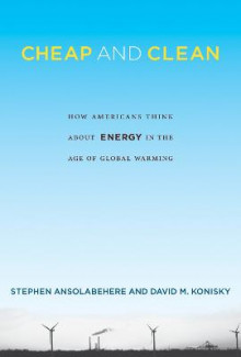Cheap and Clean av Stephen Ansolabehere og David M. Konisky (Heftet)