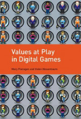 Omslag - Values at Play in Digital Games