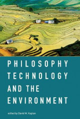 Omslag - Philosophy, Technology, and the Environment
