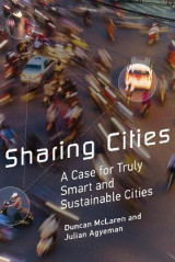 Omslag - Sharing Cities