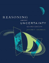 Omslag - Reasoning About Uncertainty