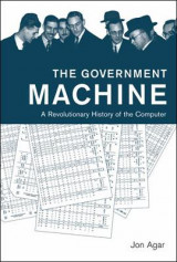Omslag - The Government Machine