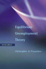 Omslag - Equilibrium Unemployment Theory