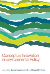 Omslag - Conceptual Innovation in Environmental Policy