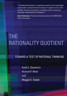 The Rationality Quotient av Keith E. Stanovich, Richard F. West og Maggie E. Toplak (Heftet)
