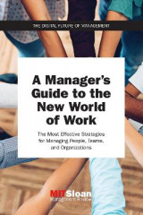 Omslag - A Manager's Guide to the New World of Work